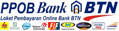 PPOB BTN MPN - Loket Pembayaran PPOB Fee Tertinggi