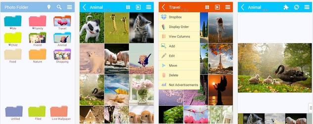 أفضل 5 تطبيقات لعرض وتنظيم الصور علي الاندرويد والآيفون وiOS