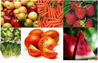 7 buah makanan rendah kalori