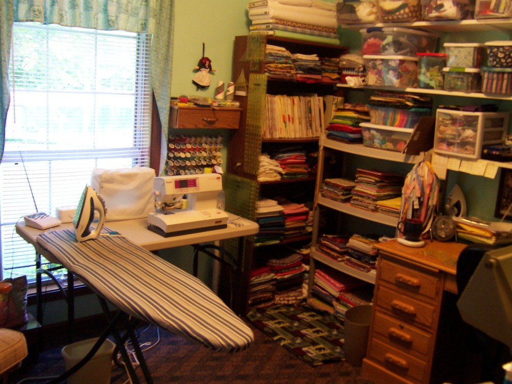 Jane 39 S Quilting My Quilt Room Makeover