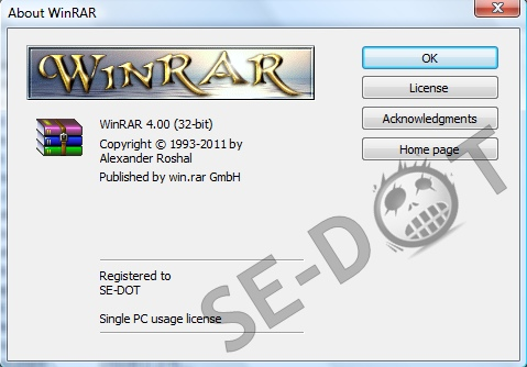 winrar free download for pc with crack