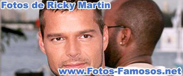Fotos de Ricky Martin