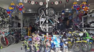 Bicycle Shop In Denpasar Bali