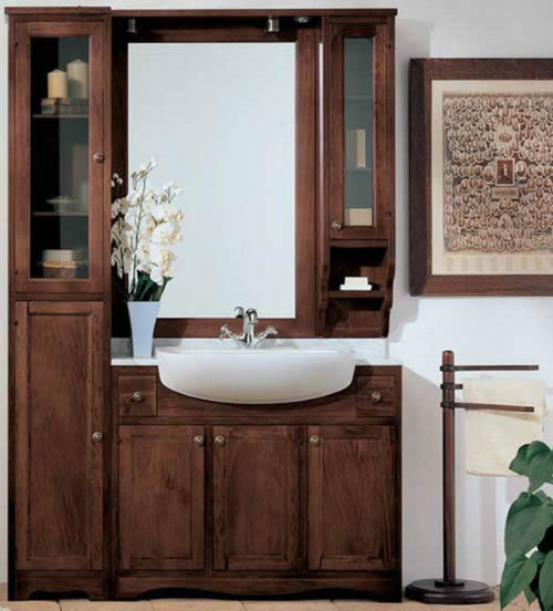 Bathroom cabinet furniture designs an interior design for Small bathroom furniture ideas