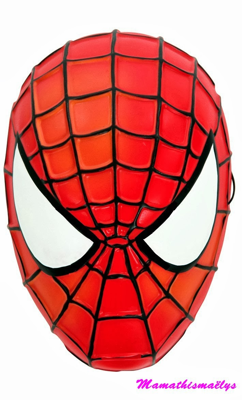Milie cuisine etc octobre 2013 - Tete de spiderman a imprimer ...