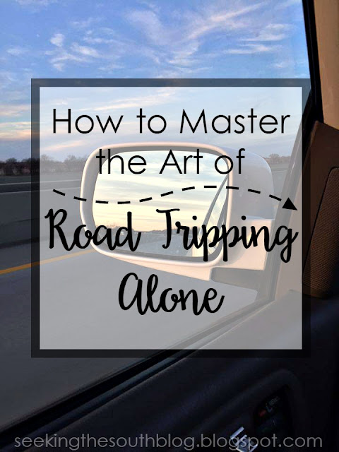 How to Master the Art of Road Tripping Alone