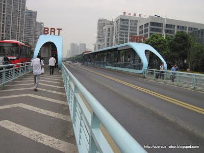 BRT en Changzhou