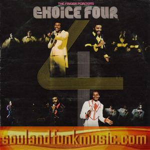 The Choice Four - The Finger Pointers (Funk/Soul)