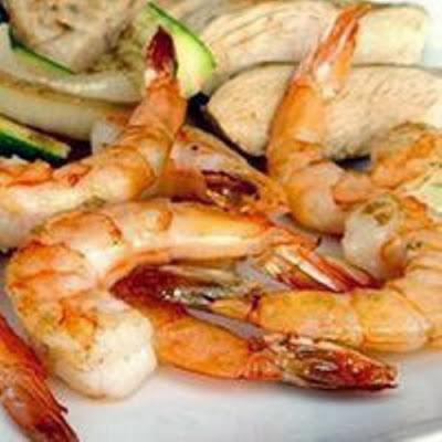 Shrimp Benihana Style