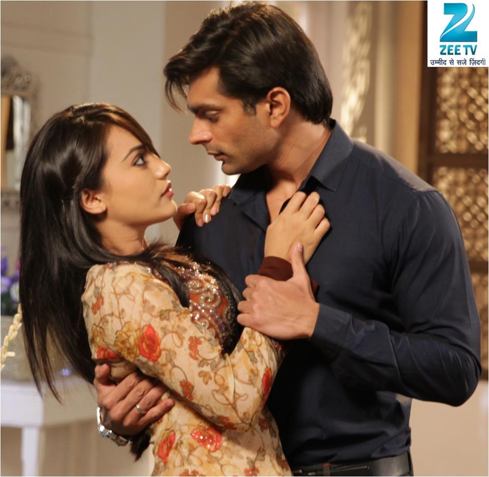Qubool Hai Asad and Zoya