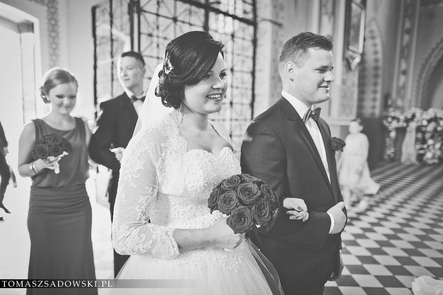 Ślub w Bazylice w Myszyńcu