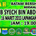 Batam Bersholawat