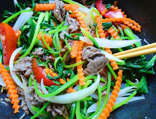 Cách làm phở xào thịt bò thơm ngon cực kỳ 3