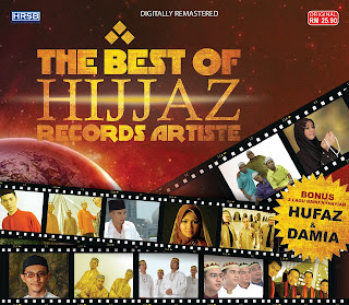 Album The Best of Hijjaz 'Kompilasi Album Terbaik' (Nasheed Albums)