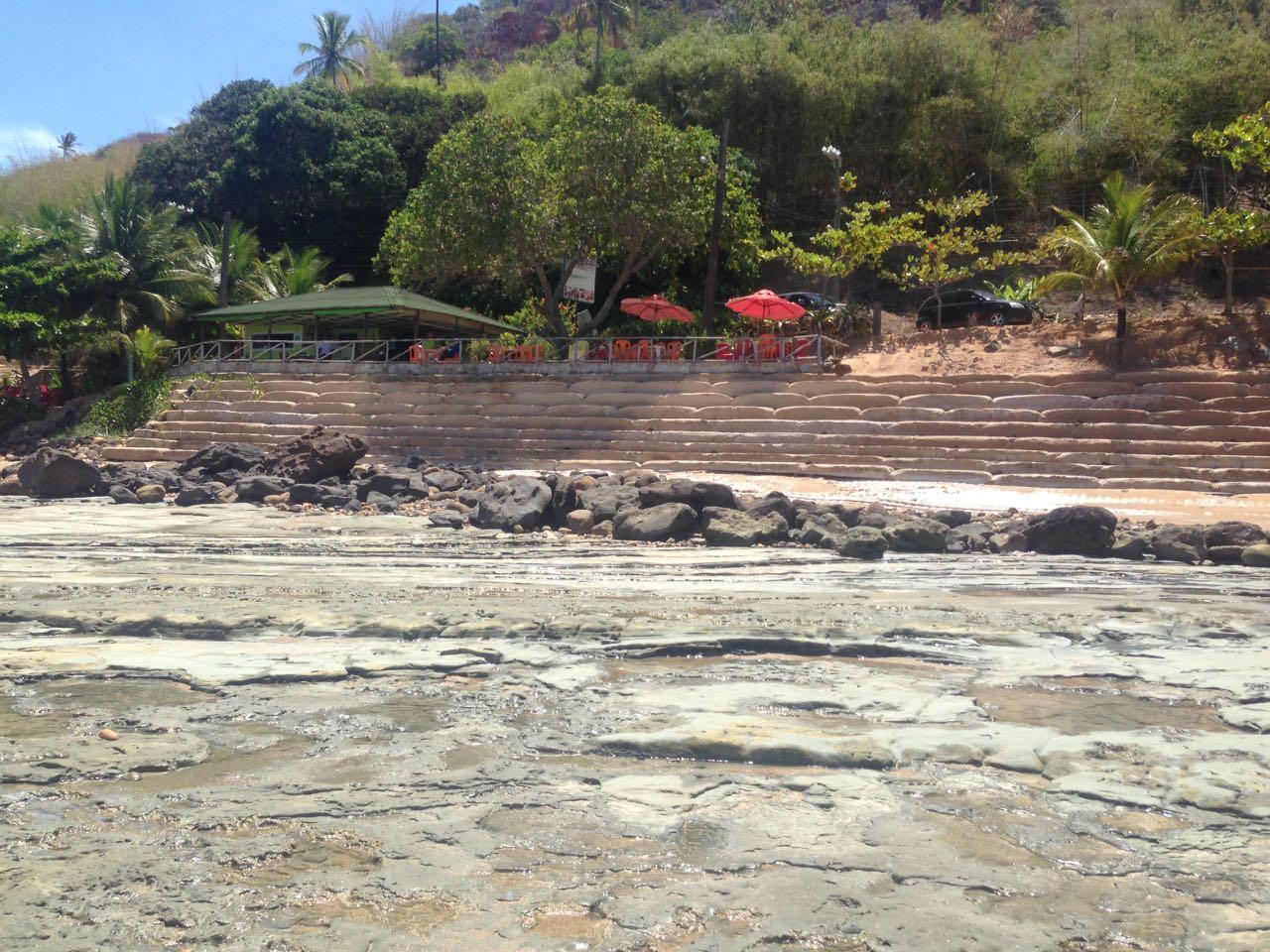 Resultado de imagem para bagwall nas falésias de Japaratinga em Alagoas