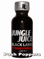 JUNGLE JUICE BLACK LABEL 30 ml ( 1,800 Baht)