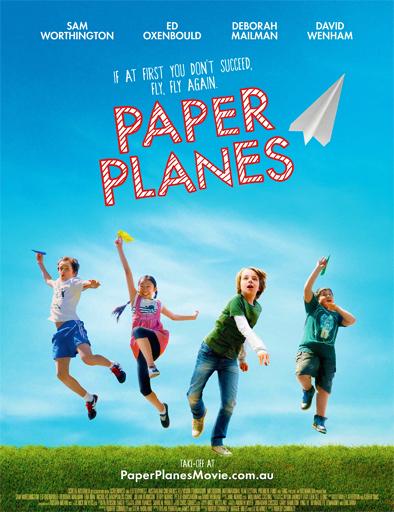 Ver Aviones de papel (Paper Planes) (2014) Online