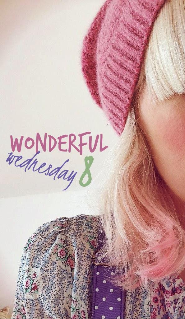 Wonderful Wednesday 8