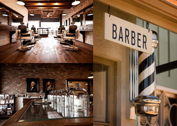 METRONOME: Baxter Finley barber & shop