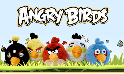 Angry Birds - Aplikasi iPhone Terlaris