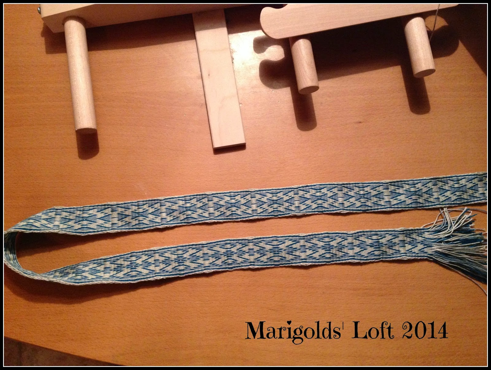 Tablet weaving how to