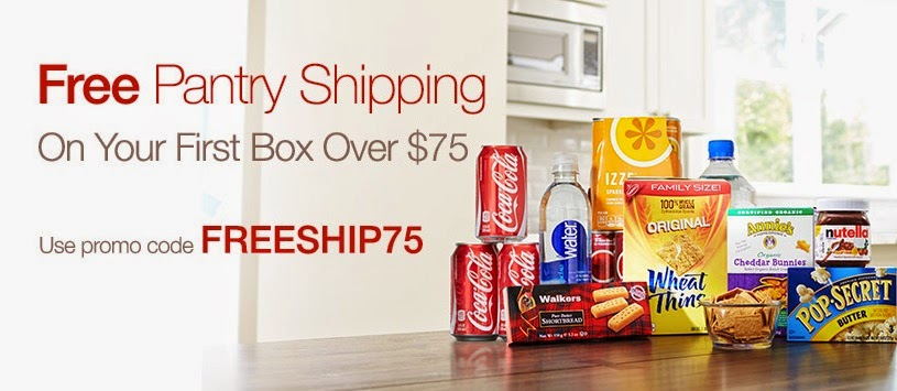 Amazon Prime Pantry Free Shipping With 75 Order Spend Less