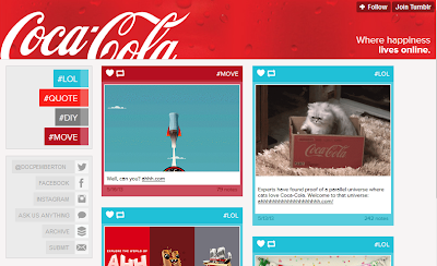 Tumblr - Coca Cola