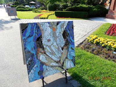 Arta stradala mozaic