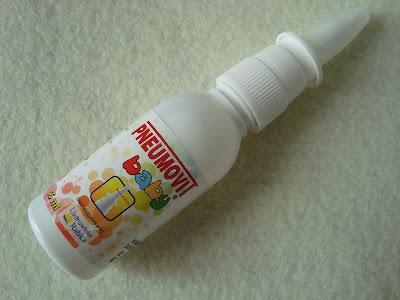 Pneumovit BABY Spray do nosa od GorVita