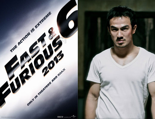 fast and furious 6 joe taslim foto