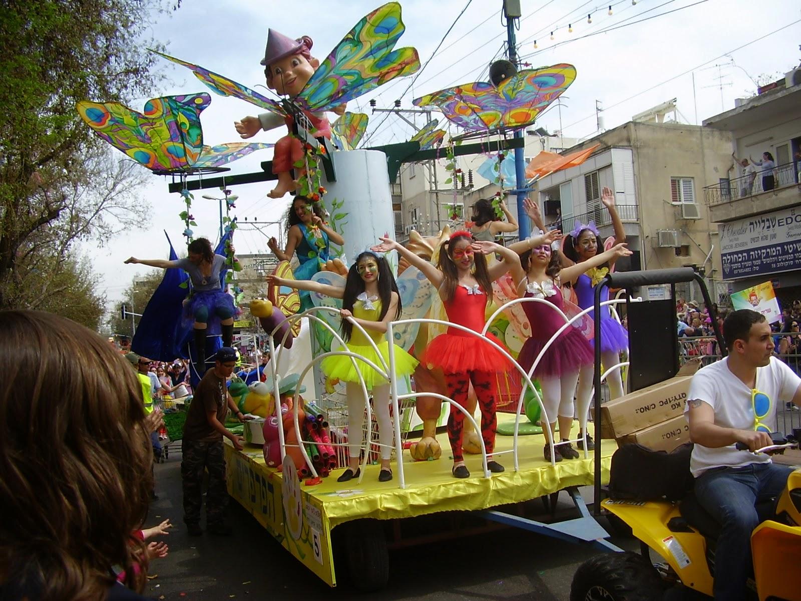 Da onde vem o costume judaico de se fantasiar na festa de Purim?