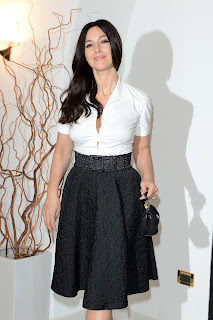 Monica Bellucci beautiful at 2012 Ischia Global Fest