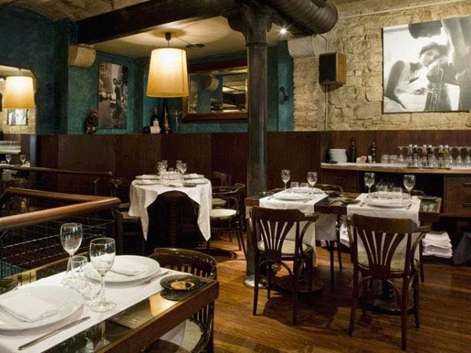 Allforfood come arredare un ristorante elegante e moderno for Arredamento per ristorante usato