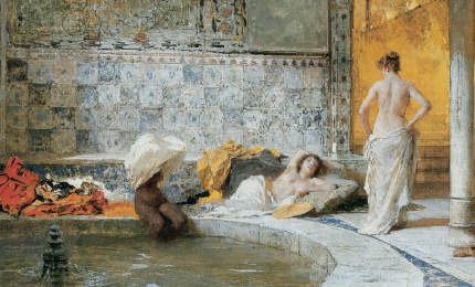 I racconti di antonio tacete i bagni turchi - Effetti benefici del bagno turco ...