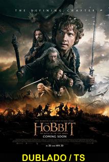 Assistir O Hobbit: A Batalha dos Cinco Exércitos Dublado 2014