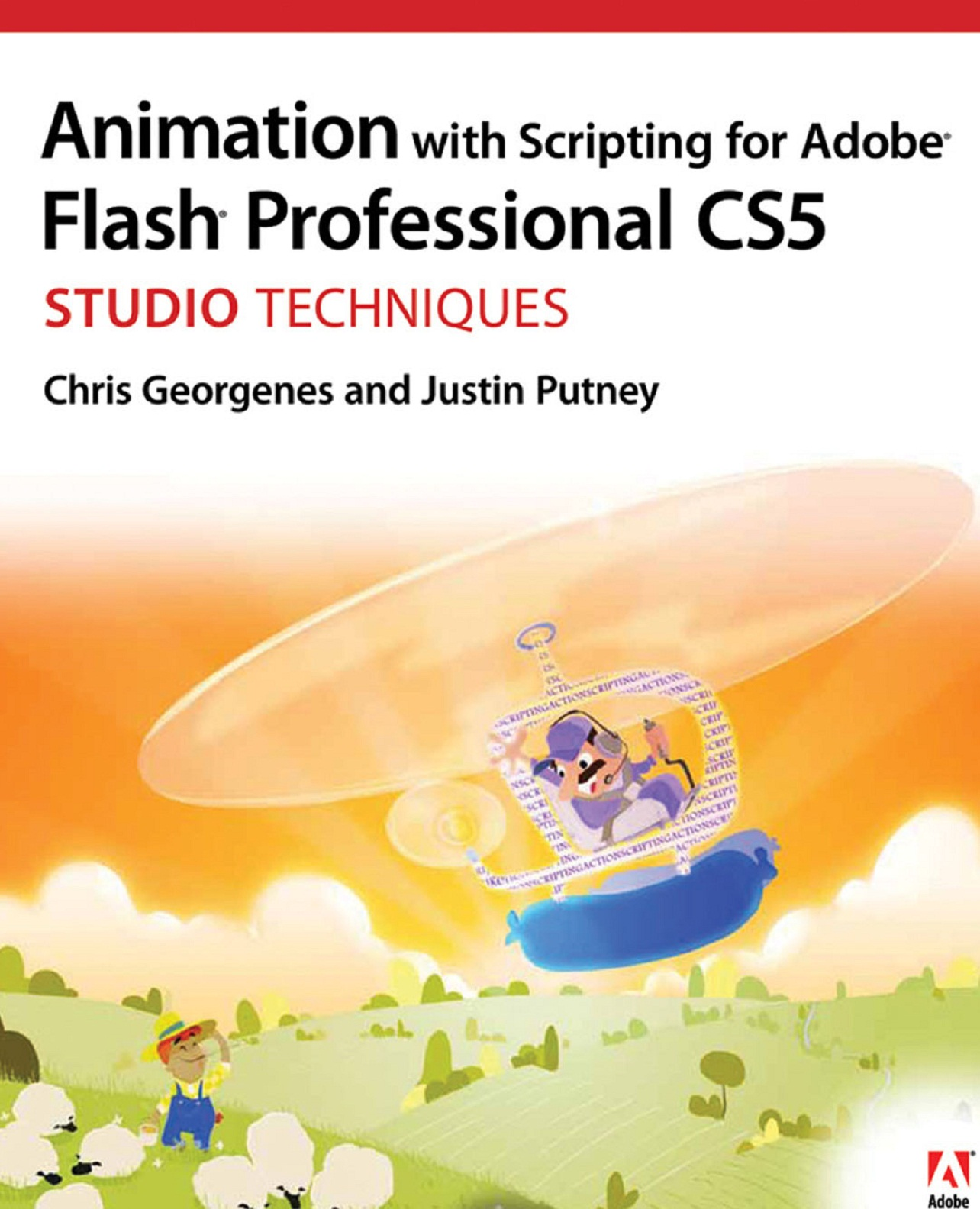 [EBOOK]Animation with Scripting for Adobe Flash Professional CS5