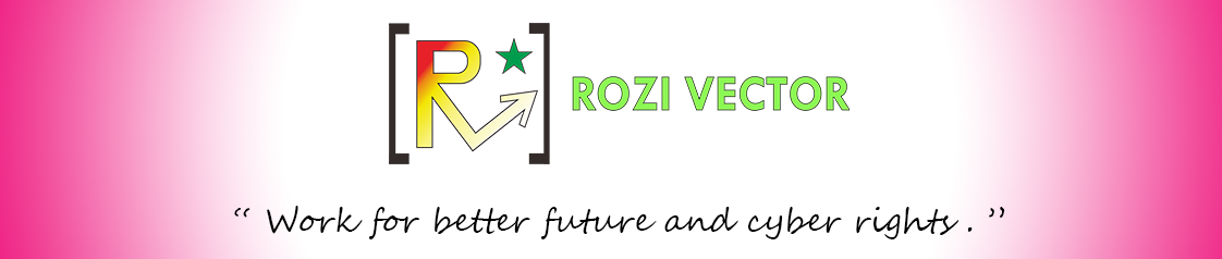 Rozi Vector Blog