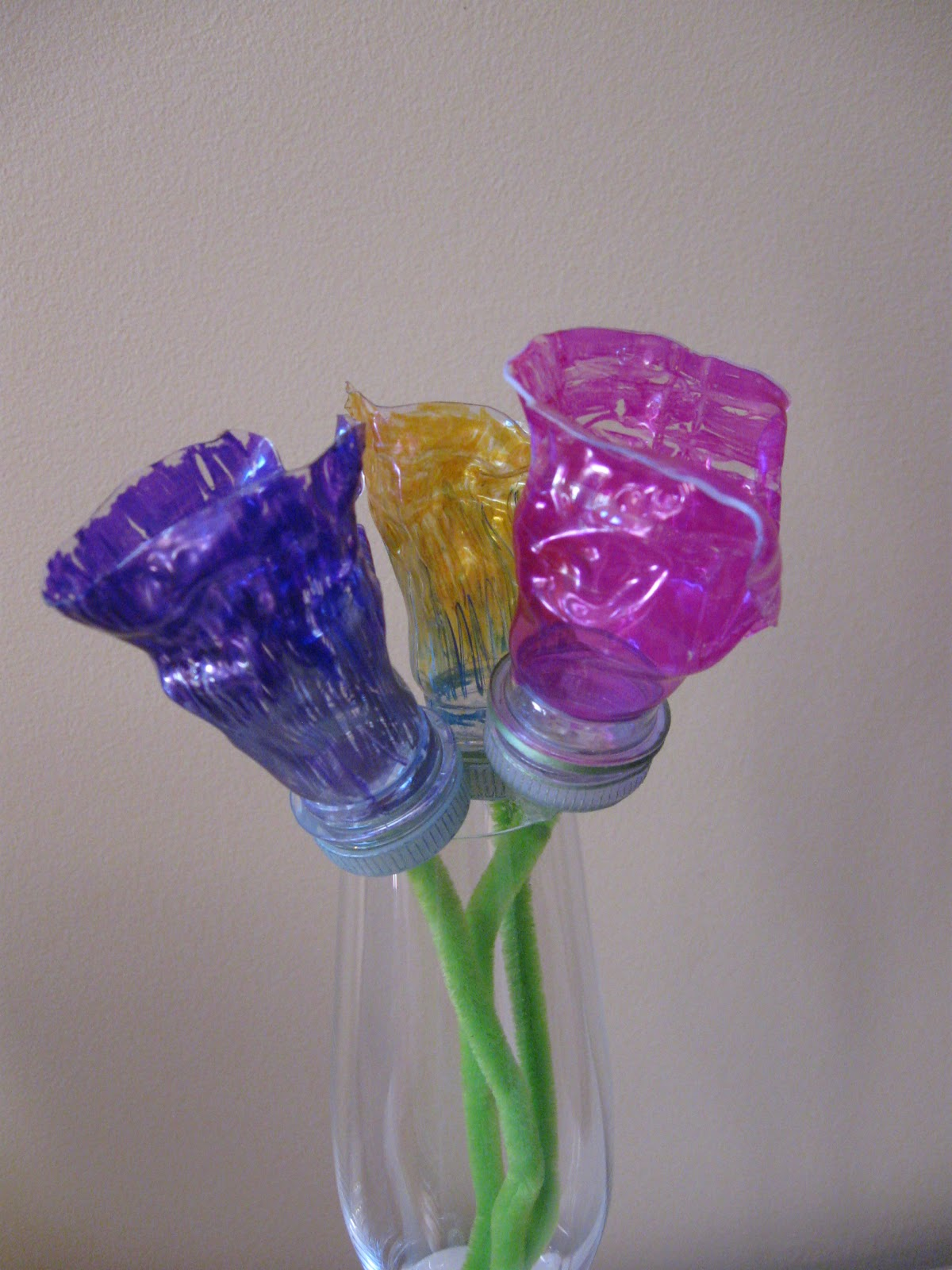 craft klatch recycle water bottles and turn them into
