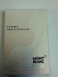 "MONT BLANC ""FEMME INDIVIDUELLE"""
