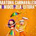 {Maratona Carnavalesca}: #UnidosPelaLeitura.