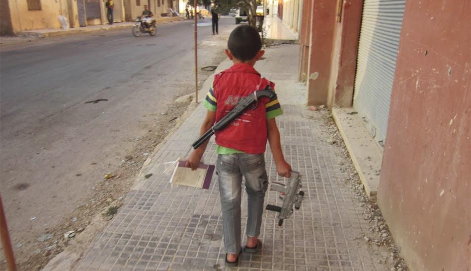 ORACIÓN POR LA PAZ EN SIRIA