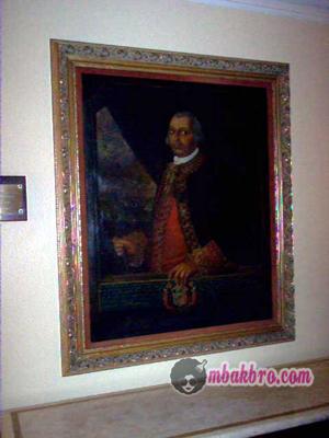 Portrait of Bernardo de Galvez