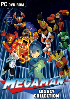 Descargar Mega Man: Legacy Collection [PC] [Full] [1-Link] [Español] Gratis [MEGA]