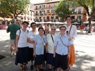 La belleza del Corpus de Toledo, 7 junio de 2012
