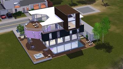 Modern House for Diva 8