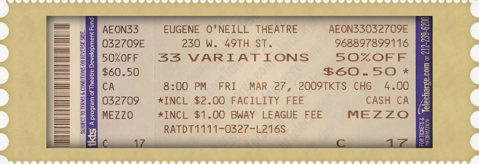 Ticket :