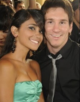 messi girlfriend