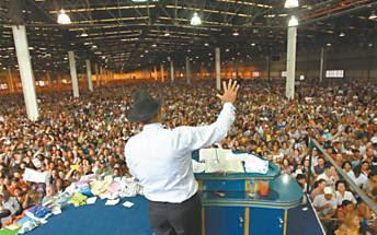 Apostle Valdemiro Santiago