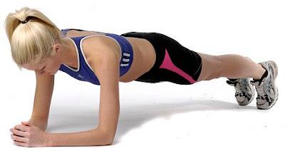 Best Plank Position