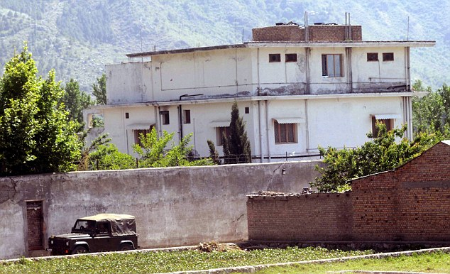 Osama Bin Laden's Compound in Abbotabad Seen On www.coolpicturegallery.us